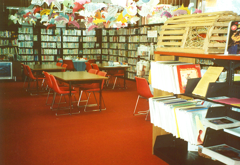 Children's Room in 1991