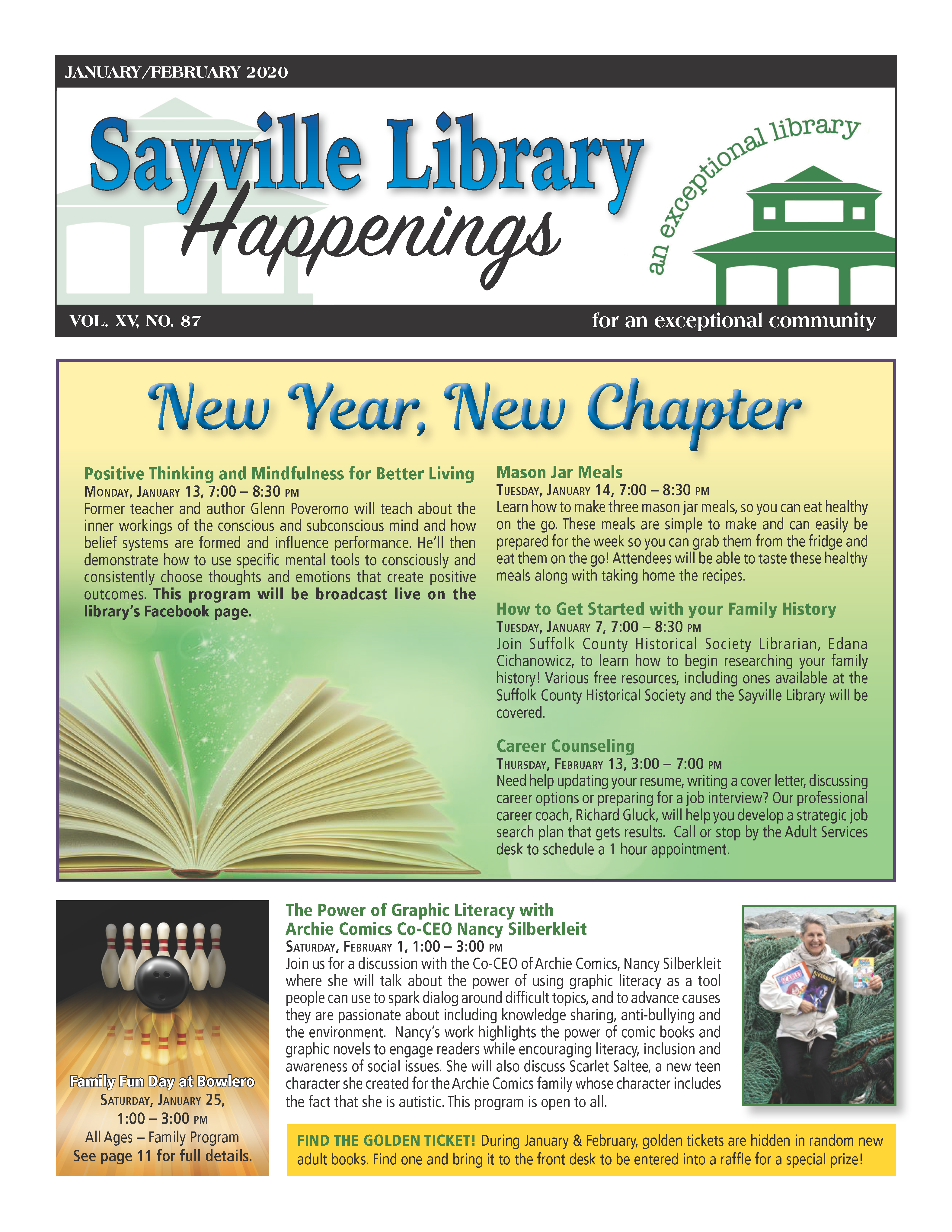 January/February 2020 newsletter front page thumbnail
