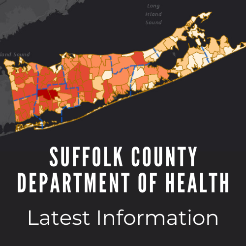Suffolk County department of health link