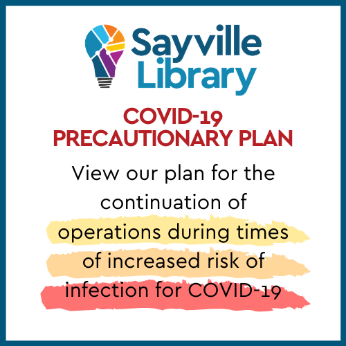 View Library's COVID-19 Precautionary Plan