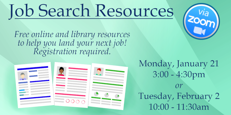 Job Search resources program