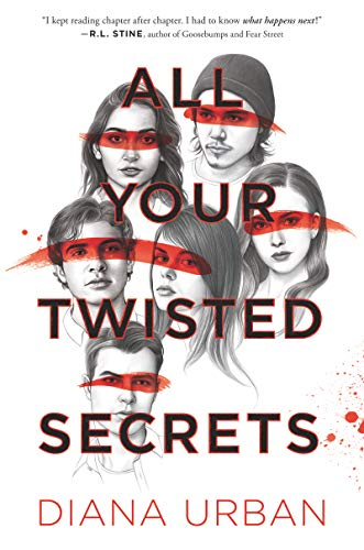 "Image for ""All Your Twisted Secrets"""