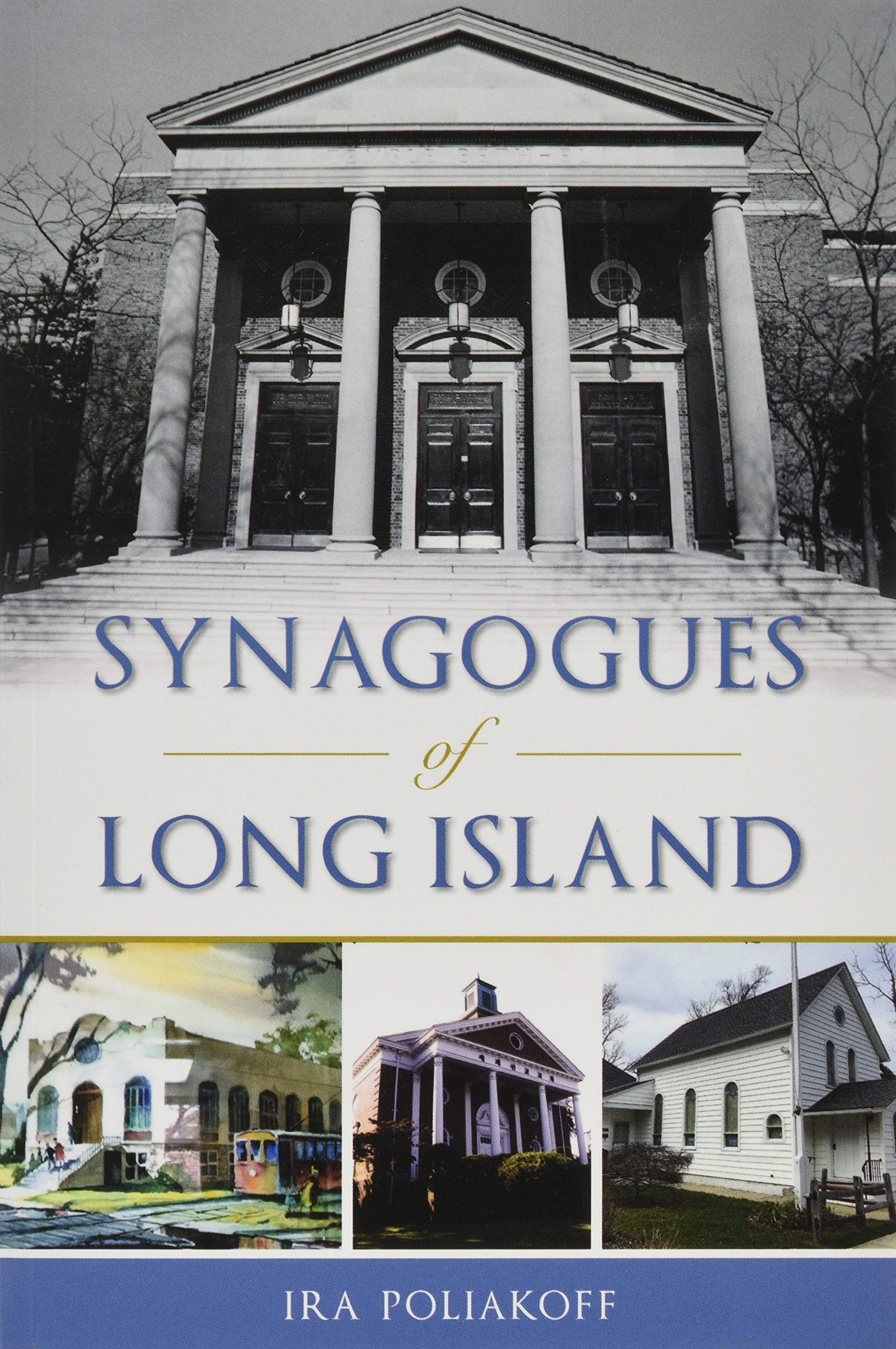 "Image for ""Synagogues of Long Island"""