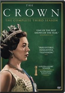 The Crown Season 3 cover image