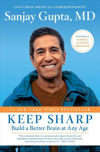 Keep Sharp cover image