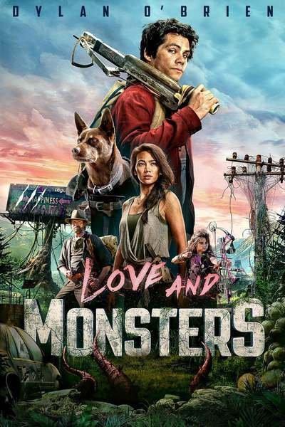 Love and Monsters cover