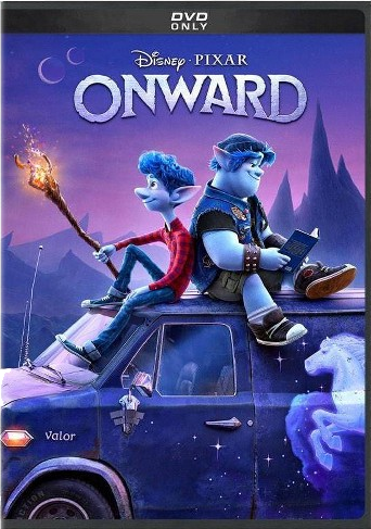 Cover of Onward