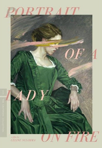 Portrait of a Lady on Fire Cover