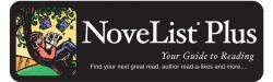 Novelist Plus logo button