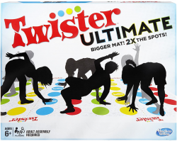 Twister Ultimate game