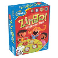 Zingo! board game